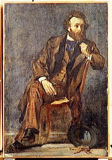 Portrait de Gustave Moreau_0