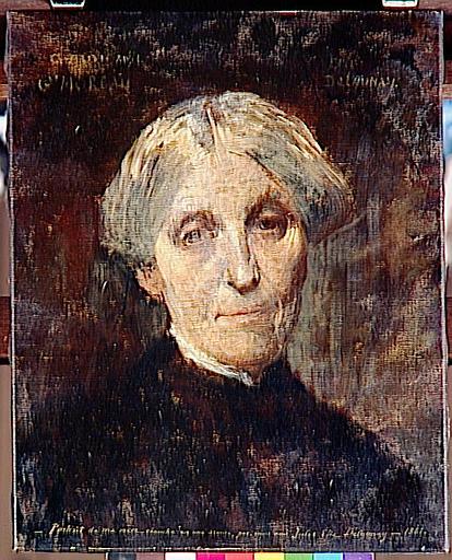 Portrait de Pauline Moreau