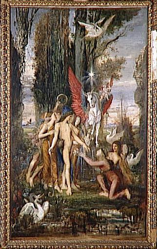 Hésiode et les Muses_0