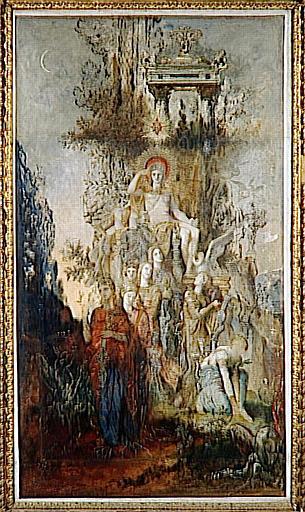 Les Muses quittent Apollon, leur père, pour aller éclairer le monde_0
