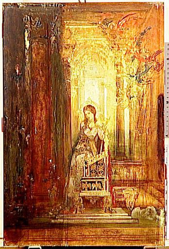 Sainte Cécile et les Anges de la musique