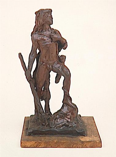 Hercule et les vices ou Hercule étouffant des serpents_0