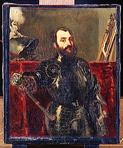 Francesco Maria delle Rovere, duc d'Urbin, copie d'après Titien_0