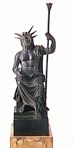 Jupiter en bronze, d'après l'antique_0
