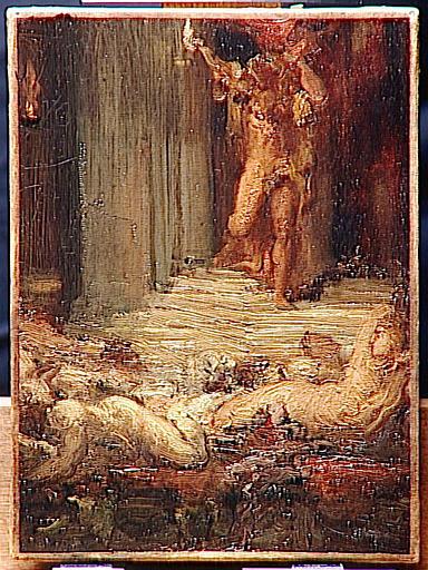 Hercule chez les filles de Thespius