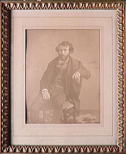 Portrait de Gustave Moreau en 1852_0