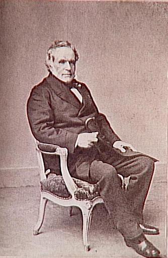Portrait de Louis Moreau, père de Gustave Moreau