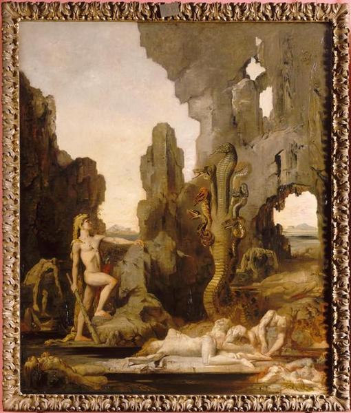 Hercule et l'Hydre de Lerne_0