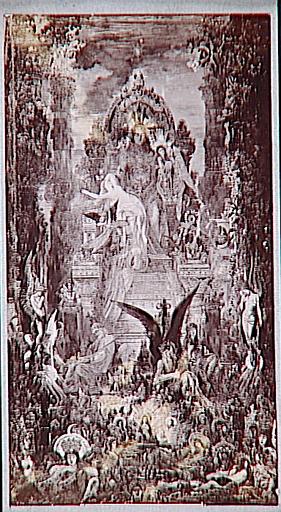 Photographie de Jupiter et Sémélé en cours d'exécution, étape E_0