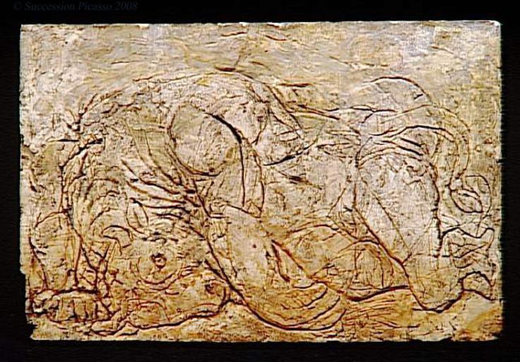 Minotaure blessé