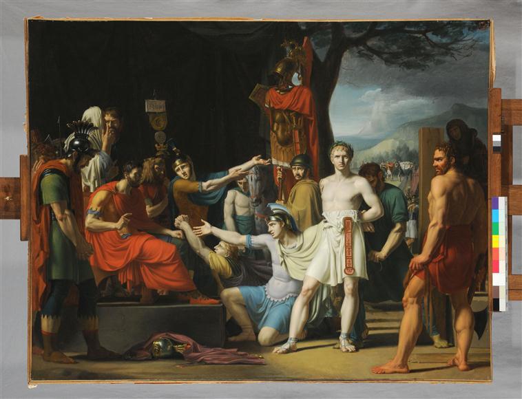 Manlius Torquatus condamne son fils à mort_0