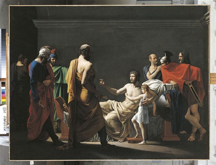 Antiochus renvoie son fils à Scipion_0