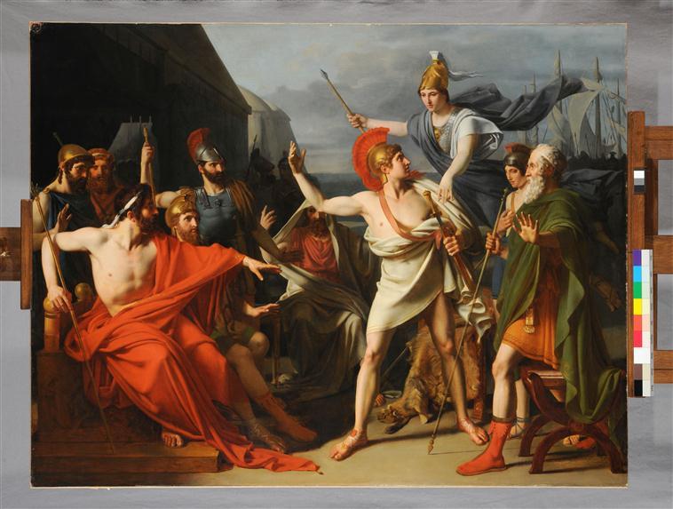La colère d'Achille_0
