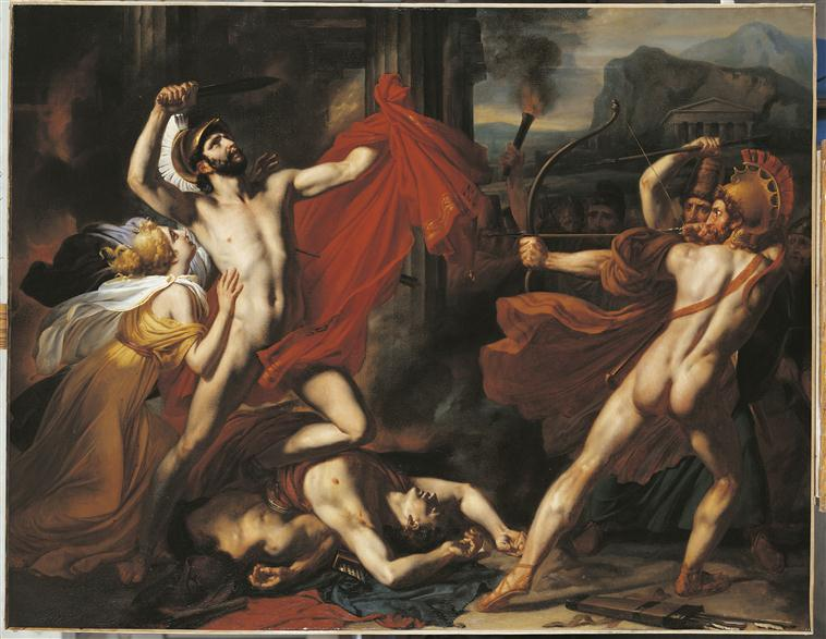 La mort d'Alcibiade_0
