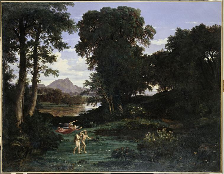 Adam et Eve chassés du paradis terrestre_0