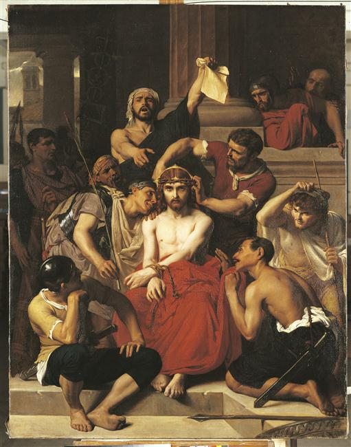Jésus dans le Prétoire_0