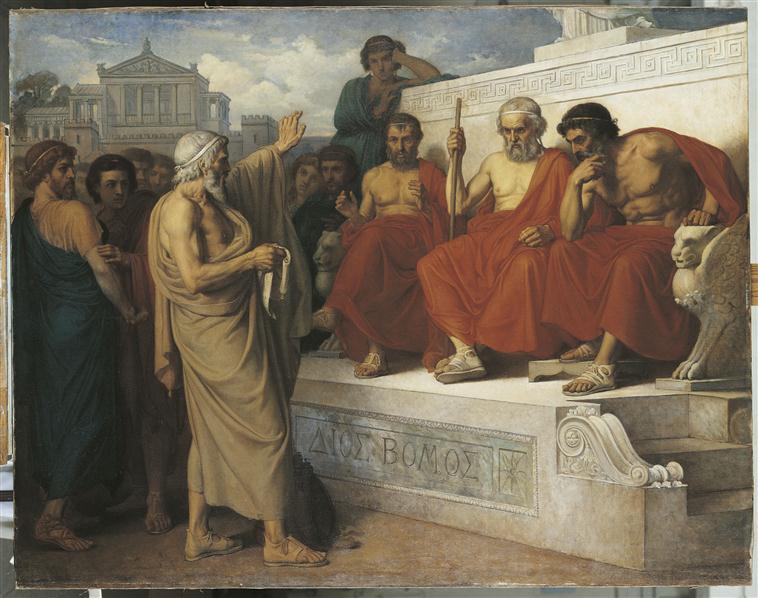 Sophocle accusé par ses fils_0