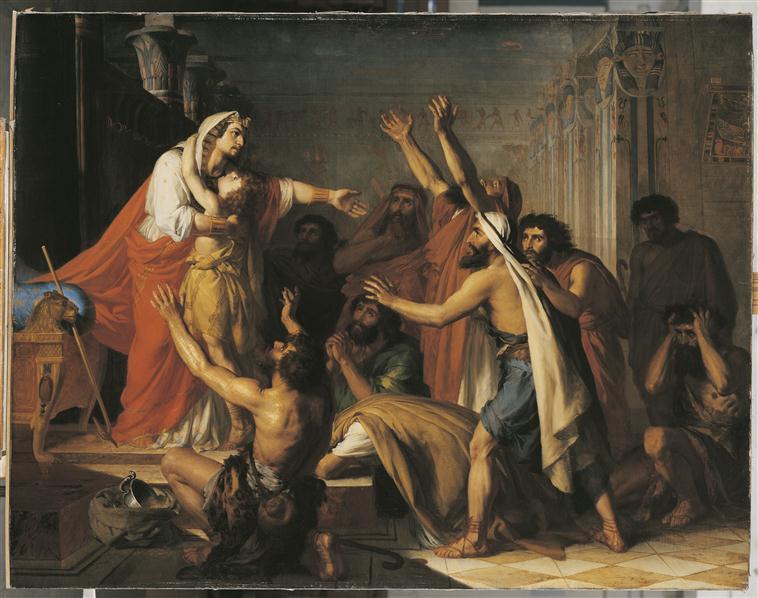 Joseph se fait reconnaître par ses frères_0