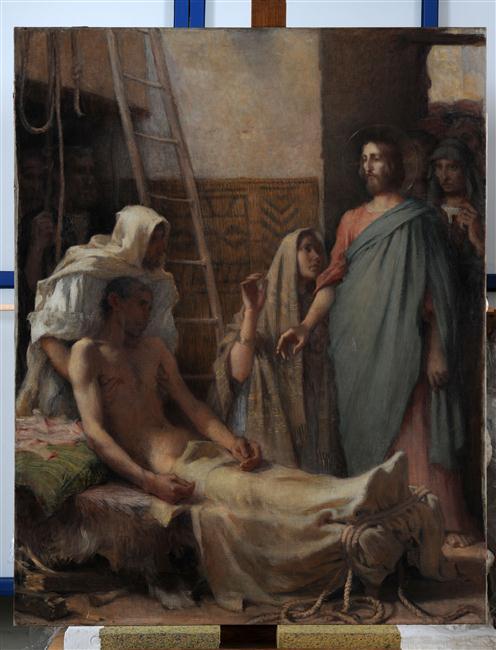 Jésus guérit le paralytique_0