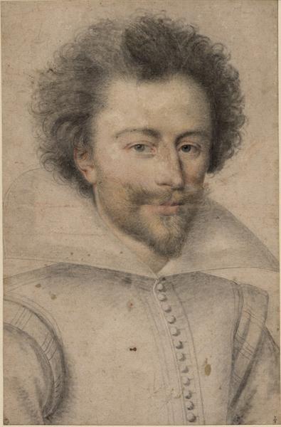 Portrait d'homme ; Il s'agit sans doute du portrait d'Henri Ier de Lorraine, duc de Guise, dit le Balafré_0
