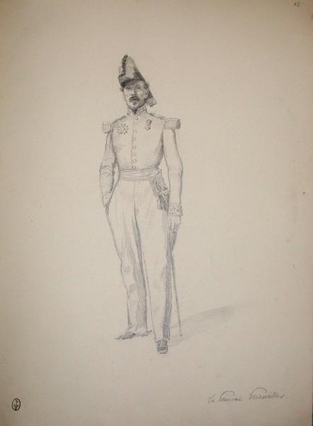 Le général Gueswiller ; Siège de Rome de 1849 (en 3 tomes)
