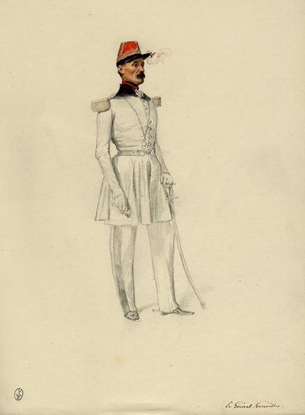 Le Général Gueswiller ; Siège de Rome de 1849 (en 3 tomes)_0
