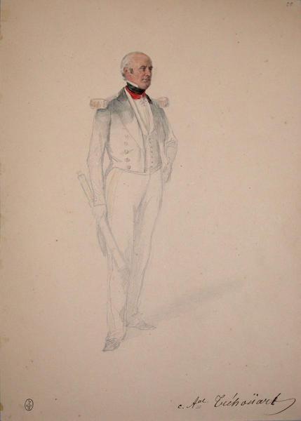 Tréhouart ; Siège de Rome de 1849 (en 3 tomes)_0