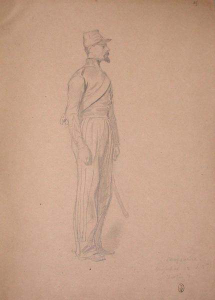 Campenuire brigadier ; Siège de Rome de 1849 (en 3 tomes)_0