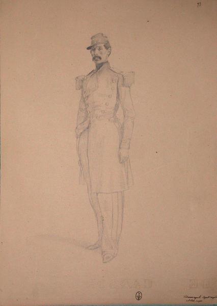Schoennagel, capitaine du Génie à l'Etat-major ; Siège de Rome de 1849 (en 3 tomes)_0