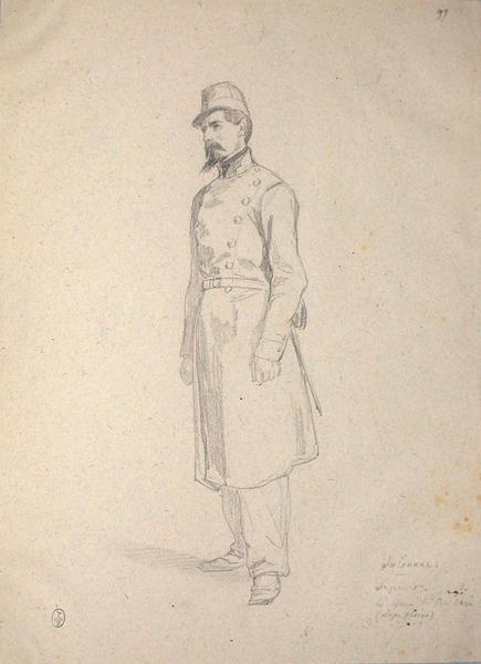 Lalenave, sapeur ; Siège de Rome de 1849 (en 3 tomes)