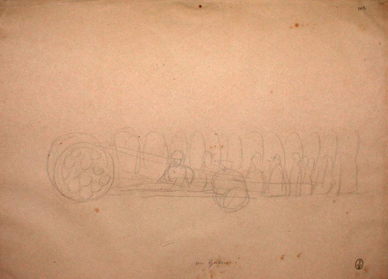Au gabion ! ; Siège de Rome de 1849 (en 3 tomes)_0