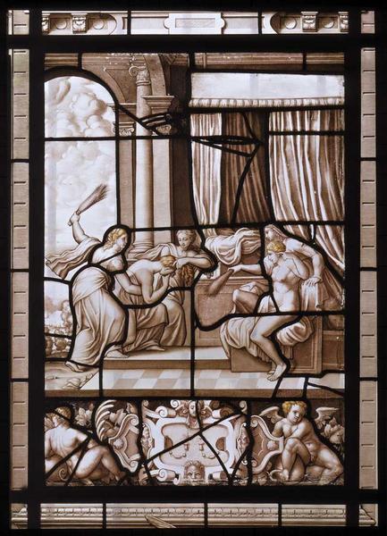 Histoire de Psyché (43) : Vénus punit Psyché