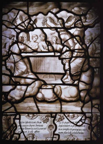 Histoire de Psyché (41) : Le banquet des Dieux