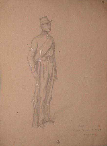Petit, sergent fourrier 8e compagnie, 1er bataillon de chasseurs ; Siège de Rome de 1849 (en 3 tomes)_0