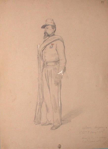 Colmon, sergent 1er bataillon, 8e compagnie, décoré à la prise de Rome ; Siège de Rome de 1849 (en 3 tomes)