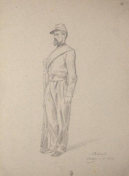 Chabnel, chasseur 1ère classe ; Siège de Rome de 1849 (en 3 tomes)_0