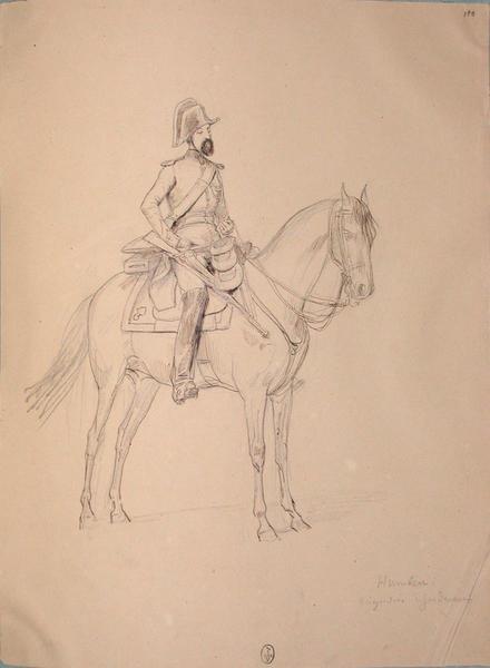 Humbert, brigadier de gendarmerie ; Siège de Rome de 1849 (en 3 tomes)_0