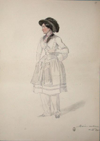Marie, cantinière au 33e de ligne ; Siège de Rome de 1849 (en 3 tomes)_0