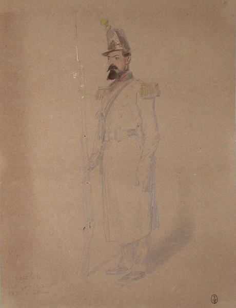 Vaxelaire, voltigeur du 2e bataillon du 68e, 2e assaut ; Siège de Rome de 1849 (en 3 tomes)