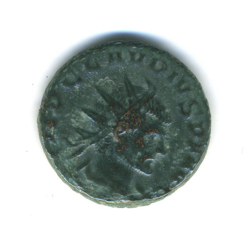 CLAUDE II LE GOTHIQUE (dit), MARCUS AURELIUS CLAUDIUS (émetteur) : antoninianus