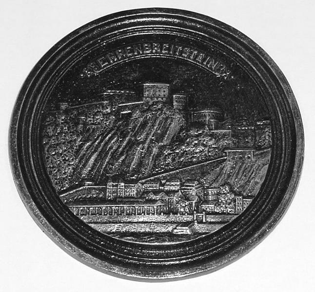 HALBERGHUTTE (fabricant) : EHRENBREISTEIN (titre inscrit)
