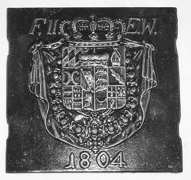 Armoirie du prince Frédéric II de Wurtemberg (titre d'usage)_0