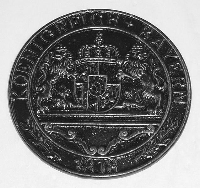 Armoirie du royaume de Bavière (titre d'usage)_0