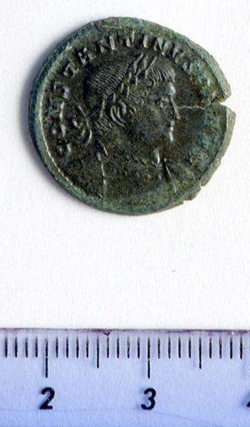 CONSTANTIN IER LE GRAND (dit), FLAVIUS VALERIUS AURELIUS CONSTANTINUS (émetteur) : pièce de monnaie , nummus