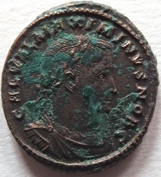 Pièce de monnaie, follis_0