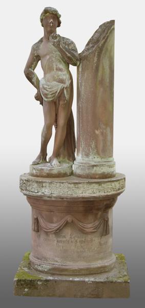 Monument funéraire d'Edouard Apffel (titre factice)_0