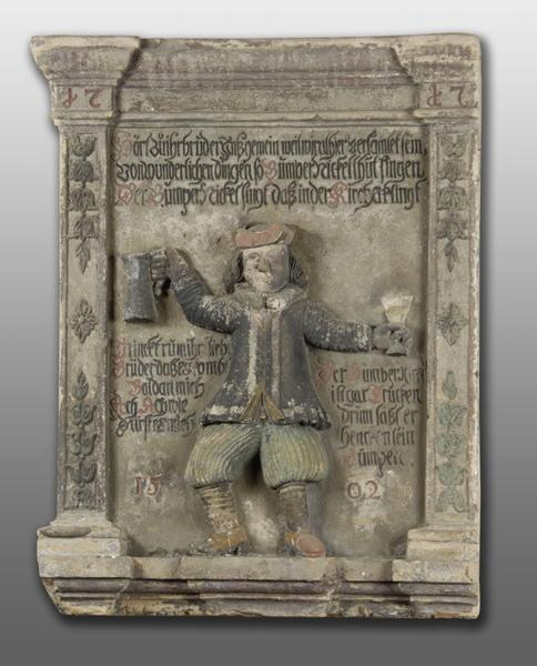 stèle : Enseigne du Pumpernickel (titre factice)