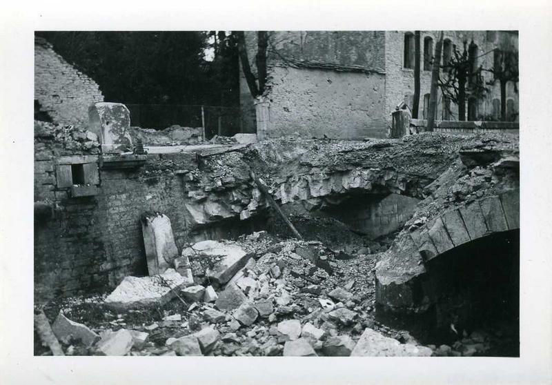 Nuits / 1944 / Pont de Chaux et quai Fleury (titre inscrit)_0