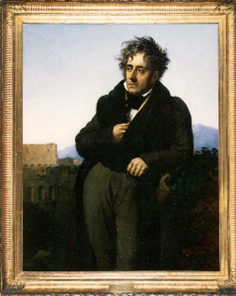 Portrait de Chateaubriand_0