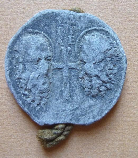 Sceau du pape Paul V (titre d'usage)